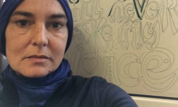 Sinead O'Connor, convertie à l'Islam, a changé de nom -