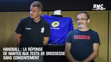 Handball : La réponse de Nantes aux tests de grossesse sans consentement