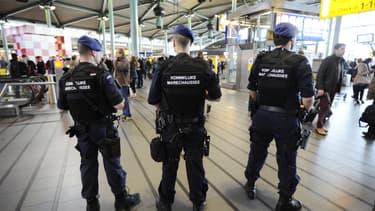 Image d'illustration de l'aéroport de Schiphol le 22 mars 2016 - Evert Elzinga / ANP / AFP