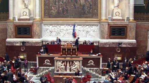 L'Assemblée national a adopté ce mardi le projet de loi instituant le mariage homosexuel.