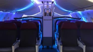 Un robot tueur de Covid dans les avions de JetBlue Airways