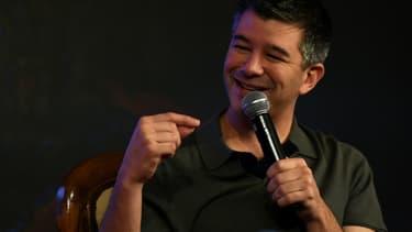 Travis Kalanick, l'ex-patron d'Uber, est mis en cause.