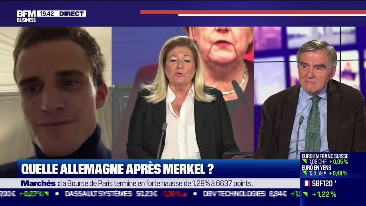 Quelle Allemagne après Merkel ? - 22/09