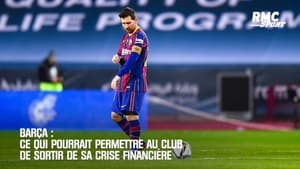Barça : ce qui pourrait permettre au club de sortir de sa crise financière