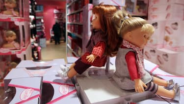 Depuis 1979, environ 60 millions de poupées Corolle ont été vendues.