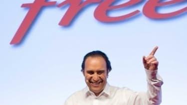 """Xavier Niel estime que la perception de la fiscalité par les entrepreneurs est """"délirante""""."""