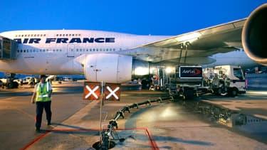 Le carburant est l'un des gros postes de dépenses d'une compagnie aérienne.