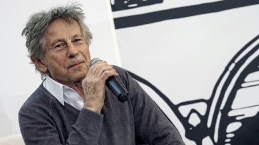 Roman Polanski le 20 mars 2015 à Paris