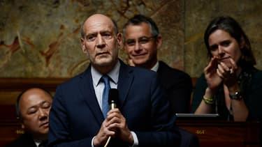 Jean-Jacques Bridey, président de la commission de la Défense nationale, à l'Assemblée.