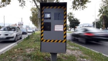 4.200 radars automatiques sont installés au bord des routes
