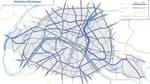 Le plan vélo 2021-2026 de la mairie de Paris.
