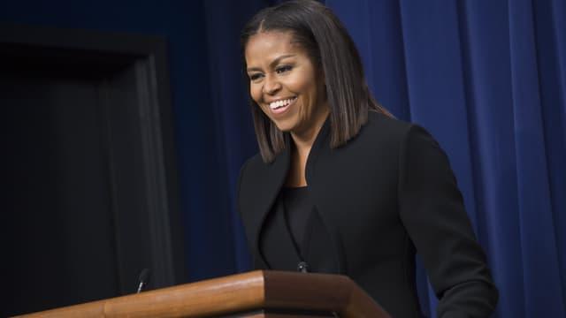 Michelle Obama le 15 décembre 2016