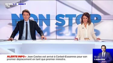 Lyon: passation de pouvoir entre Gérard Collomb et son successeur Grégory Doucet