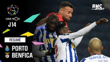 Résumé : Porto 1-1 Benfica - Liga Nos (J14)