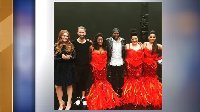 Seemone, Emmanuel Moire, Doutson et The Divaz, nouveaux finalistes de Destination Eurovision