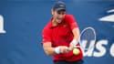 Elliot Benchetrit à l'US Open en 2019