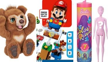 Trois jouets qui cartonnent déjà pour Noël.