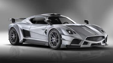 Mazzanti est une nouvelle marque italienne dédiée aux supercars, dont le premier modèle, la Millecavalli, atteint les 1000 chevaux.