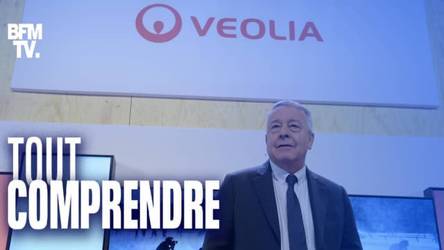 """En rachetant son rival Suez, Veolia compte devenir le """"super champion des services à l'environnement"""", dans un marché mondial en plein essor."""