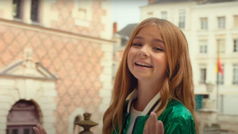 """La France remporte pour la première fois l'Eurovision junior avec le titre """"J'imagine"""" de Valentina"""