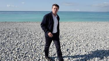 Christian Estrosi, le 9 juin 2020 à Nice