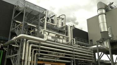 C'est dans la Somme que la plus grande centrale biomasse a commencé à produire de l'électricité et à fournir de la chaleur fin septembre