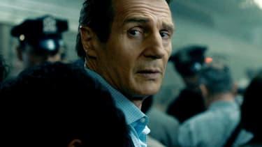 Liam Neeson dans The Passenger