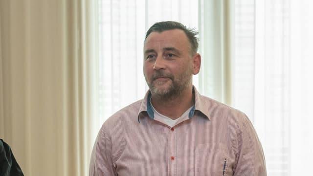 Le fondateur du parti Pegida, Lutz Bachmann, le 3 mai 2016.