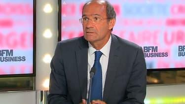 Le député UMP Eric Woerth, invité de BFM Business, a fortement critiqué la future réforme des retraites du gouvernement.