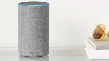 L'enceinte connectée Amazon Echo