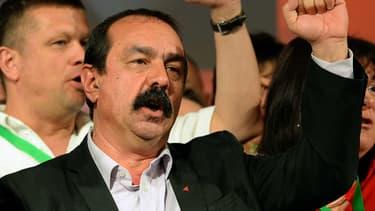 """Le secrétaire général de la CGT souhaite que l'Euro 2016 soit une """"fête""""."""