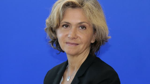 Valérie Pécresse, la présidente LR de la région Ile-de-France, le 8 avril 2016.