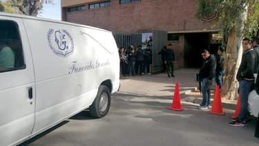 Ecole Cervantes à Torreon.