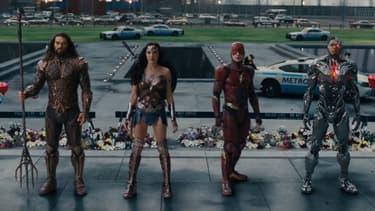 """""""Justice League"""" sortira sur les écrans le 15 novembre 2017"""