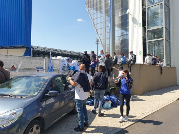 Supporters castres