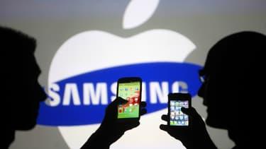 Samsung propose en test quasi-gratuit son Galaxy S6 aux seuls possesseurs d'iPhone.