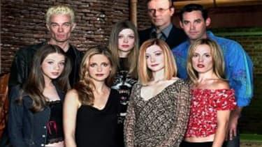 "Les acteurs de ""Buffy contre les Vampires"""