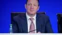 Le président du directoire de KLM Pieter Elbers