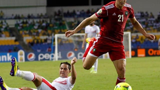 Kharja a inscrit le but marocain