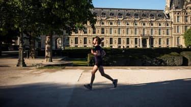 Image d'illustration - Joggeur à Paris