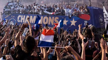 Coupe du monde: les Bleus fêtés le 9 septembre?