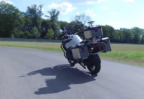 Moto autonome