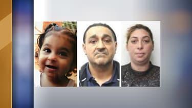 La fillette a été enlevée vendredi par un couple.