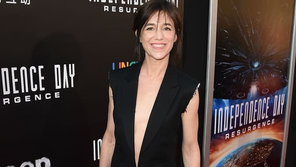 Charlotte Gainsbourg à Los Angeles en 2016