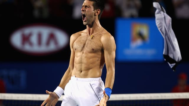Djokovic, double tenant du titre à Melbourne