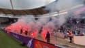 Les fumigènes sont de retour pour Toulouse-Grenoble