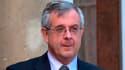 Nicolas Sarkozy a décidé de faire de son principal conseiller économique, Xavier Musca, le nouveau secrétaire général de l'Elysée à la place de Claude Guéant, nommé dimanche ministre de l'Intérieur. /Photo d'archives/REUTERS/Philippe Wojazer