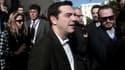 Alexis Tsipras, le leader de Syriza
