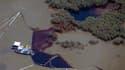 Nappe de pétrole dans les marais du delta du Mississippi. Bobby Jindal, le gouverneur de Louisiane, a fustigé dimanche le groupe pétrolier BP et le gouvernement fédéral, accusés de ne pas avoir réagi assez vite pour protéger les rivages de l'Etat de la ma