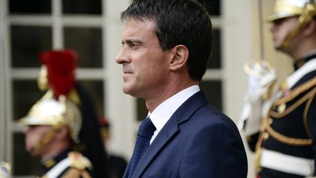 Manuel Valls veut revoir l'application du dernier volet du pacte de responsabilité